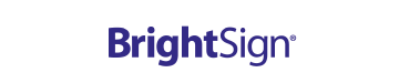 Avicom Brand Logo - BrightSign