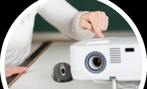 Avicom, supplier of projectors